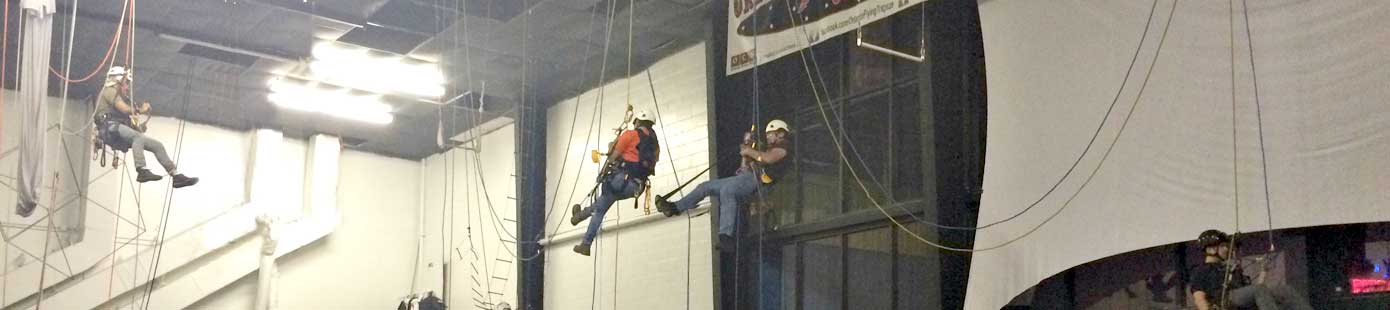 Rope Access Training and Certification